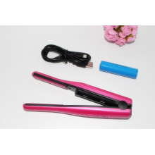 Mini Rechargeable Hair Straightener