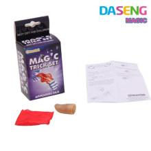 Easy Magic Tricks Исчезающий платок Большой палец и шелк для детей