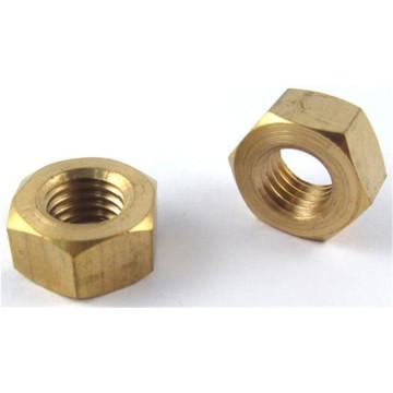 Écrou hexagonal Écrou de blocage Écrou de couplage hexagonal