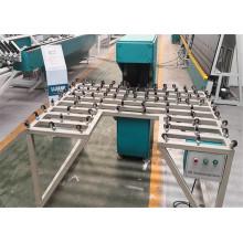 Máquina pulidora de bordes multifunción para procesamiento de vidrio