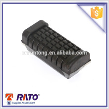 For 125cc top quality motorcycle rubber footrest