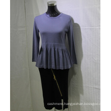 New Ladies cashmere sweater for spring and autumn