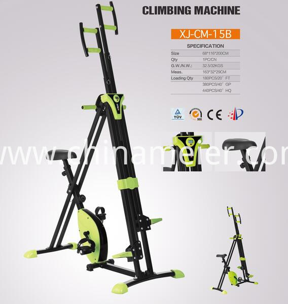 Home Gym Equipment Climbing Machine