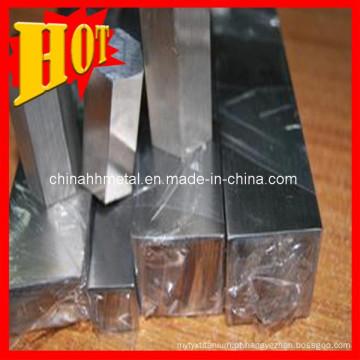 Barras planas de titânio ASTM B348 Gr2 com melhor preço