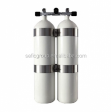 For Zambia and Zimbabwe market S 80 BCD scuba diving cylinder oxygen air bottle with regulator