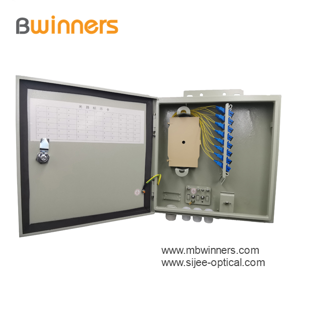 Fibre Optic Distribution Box