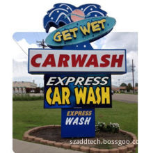 Car Wash LED Signs, Advertise Your Products, Services and Specials Right at the Street