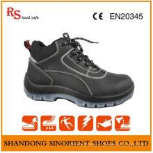 Chaussures de sécurité en acier inoxydable pour hommes RS001