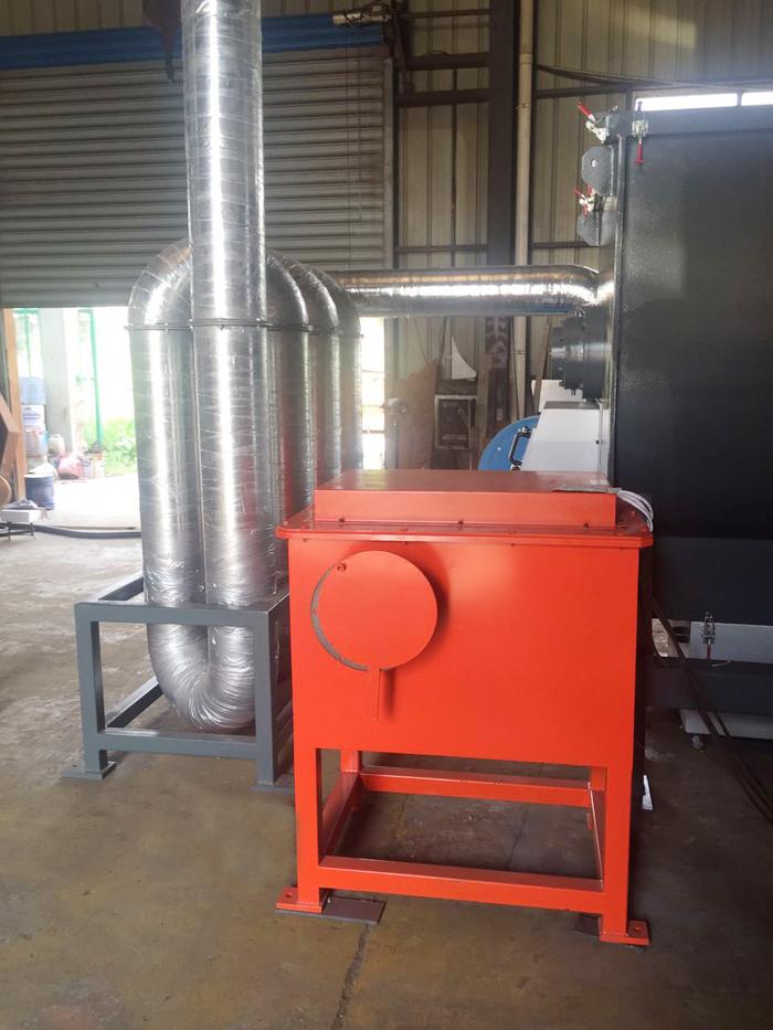 Pipe Drying Equipment