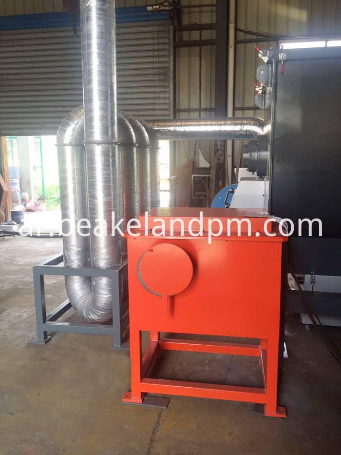 Pipe Drying Equipment