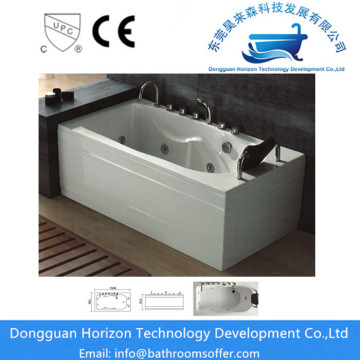 Whirlpool spa acrylic tub whirlpool spa bathtub