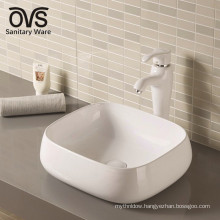 OVS Ceramic Best Price Bathroom Face Wash Basin
