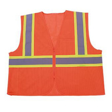 Reflective Safety Uniform for Workers