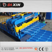 Dx 1100 Step Roof Tile Forming Machine