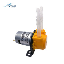24v automatic chemical dosing water system peristaltic pump