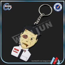 Mann Schlüsselhalter