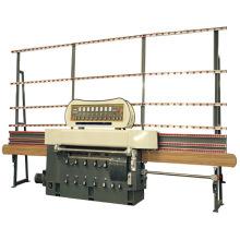 Máquina de bordes de lápices de vidrio de línea recta