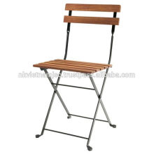 Outdoor Bistro Set: 1 Tisch, 2 Stühle