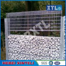 Best quality and factory for PVC coated Wire Mesh Lowes Gabion Stone Baskets export to Germany Manufacturers
