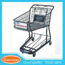 93Liter chariot à provisions japonais de supermarché | panier d'achat | chariot à main