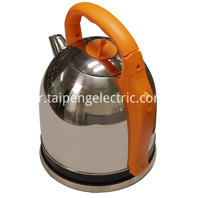 Big Capacity Kettle