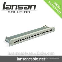 Патч-панель LANSAN FTP CAT6 24Ports