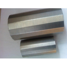 Stainless Steel Wedge Wire Wound Tube