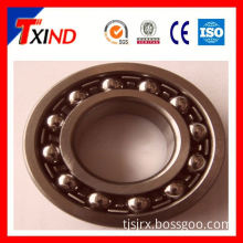 top quality new design stainless self-aligning ball bearing1206
