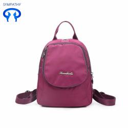 Mini duffel bag for women's sport small backpack