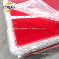 JINBAO publicidade LED display 4x6ft 2x3m fabricante de acrílico