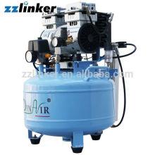 DA5001 Compressor de ar dental Oilless para uma unidade dental
