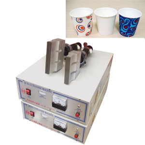Ultrasonic Paper Cup welding system