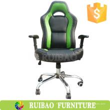 Cadeira de escritório do assento de carro Cadeira de carruagem de corrida de escritório Cadeira de escritório com sede esportiva