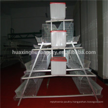 hot galvanized battery cages laying hens layer cage
