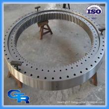 Large crane turntable bearing manufacturer