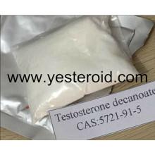99,6% Decanoate de la testosterona del polvo del crecimiento de la pureza superior del músculo