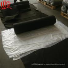 Черный цвет PP иглопробивной нетканый материал с высокой прочностью