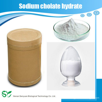 Factory high quality Sodium cholate hydrate 361-09-1