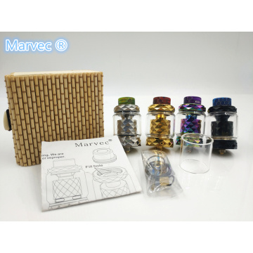 510 Thread RDA atau RTA Atom Atomizer