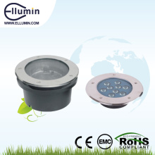 Waterproof 9w led underground light high power led light