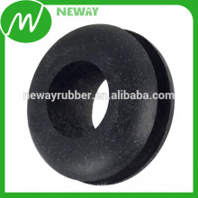 Специальная конструкция резиновой прокладки для защиты проводов