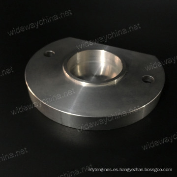 Precisión superior de todo tipo de piezas de la maquinaria de fresado CNC de acero al carbono para el uso de equipos industriales, pequeña cantidad aceptada, calidad estable