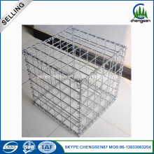 4x1x1 Galvanized Welded Mesh Gabions