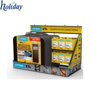 Завод прямой Производство красивый дизайн печатание 4C картона для мобильного телефона зарядное устройство встречной верхней части дисплея