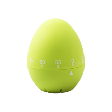 Customized 60 Minutes Egg Shape Small Mechanical Timer