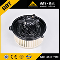 ND116340-7030 FAN MOTOR ASS'Y KOMATSU PC200-7 peças de ar condicionado