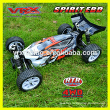 1:10th battery powered RC car, 4WD buggy, brand VRX racing car.