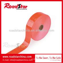 Prismáticos de PVC cinta reflectiva para ropa