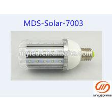 Солнечный уличный фонарь Светодиодный уличный фонарь E40 / E27 25W