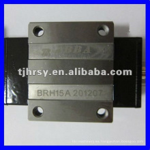 ABBA Bloque de rodamientos lineales BRH15A